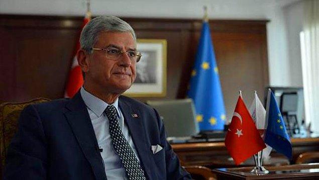 'AB süreci Davutoğlu ve Bozkır sonrası daha kırılgan'