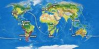Заглянуть за занавес: прямая трансляция из 16 городов мира
