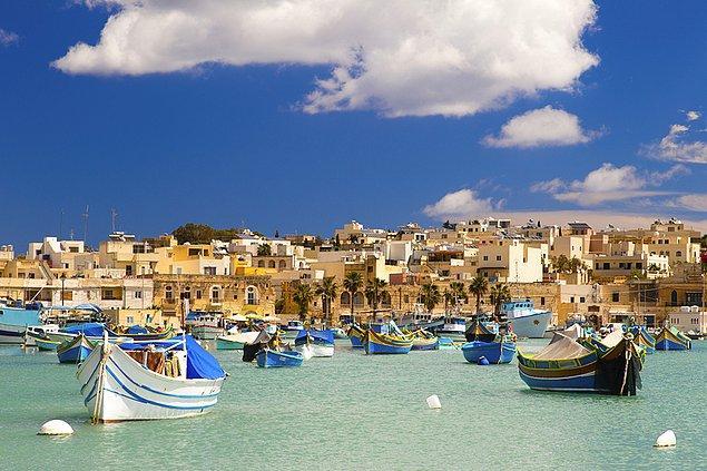 17. Malta