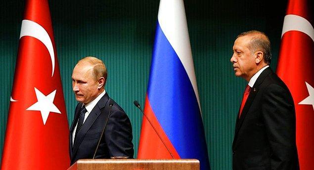 Putin: Türkiye'ye karşı savaşmayı hiçbir zaman düşünmedik