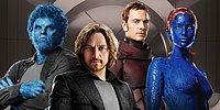 Персонажи «Люди Икс» на экране Vs. в комиксах