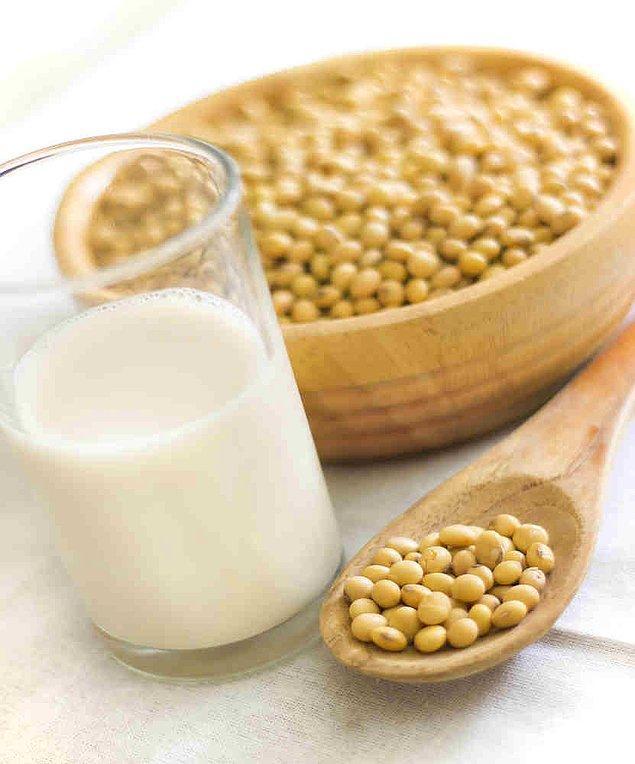 4. Soya Sütü