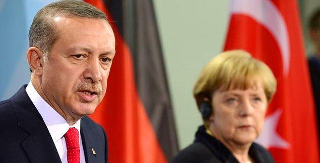 Erdoğan tasarının yasalaşmasının Türkiye ile Almanya arasındaki diplomatik, siyasi, ticari, askeri ve ekonomik ilişkileri zedeleyeceği uyarısında bulunmuştu