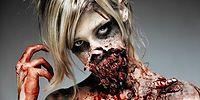 Визажист, превращающий людей в монстров с помощью умопомрачительного макияжа