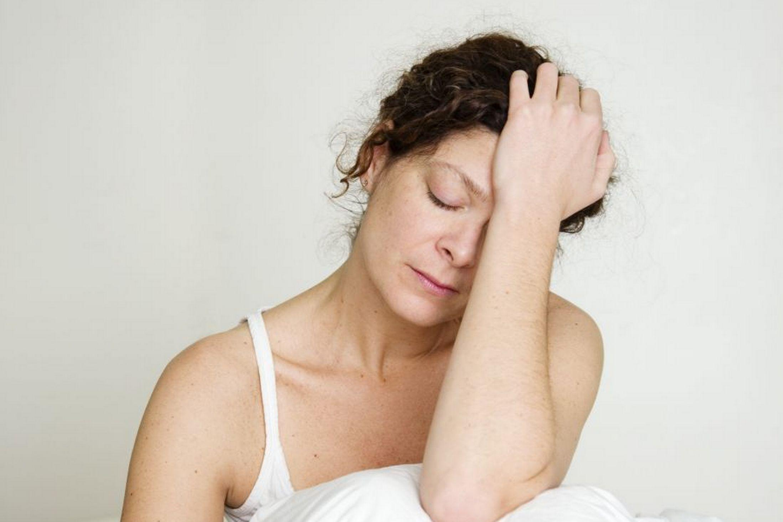 Занималась сексом устала