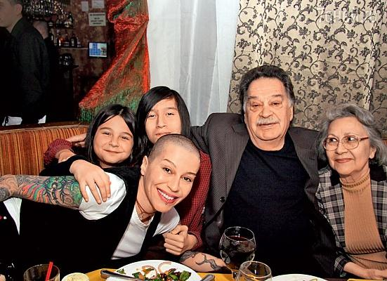наргиз семья фото