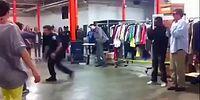 Полиция США танцует брейк. Йоу!