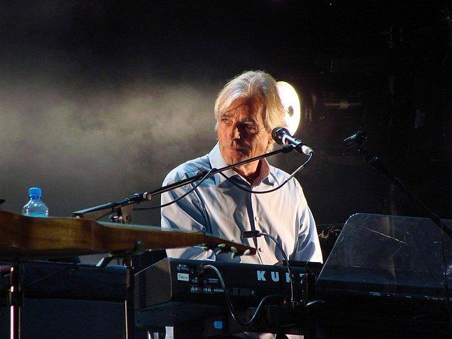 Richard Wright (Klavye)