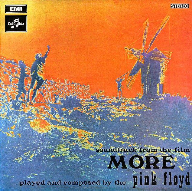 "10. ""More"" filmi müzikleri (1969) ve Ummagumma (1969)"