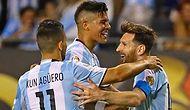Copa America'da Messi rüzgarı! Arjantin 5-0 Panama