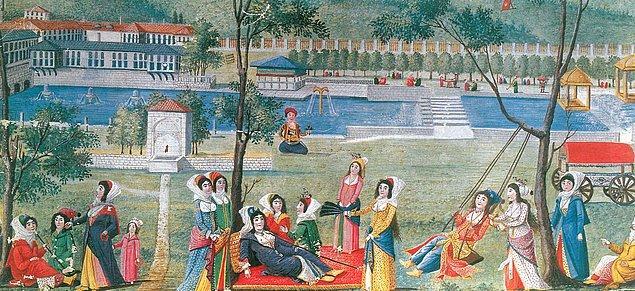 18. Osmanlı'da Lale devri hangi padişah döneminde yaşamıştır?