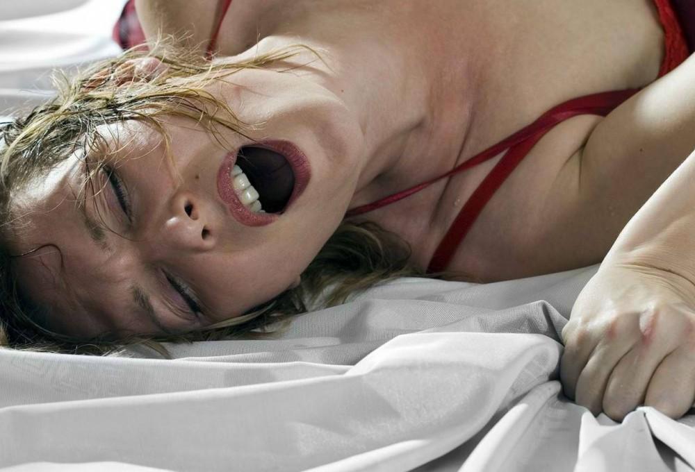Видео крутейший оргазм от орального секса