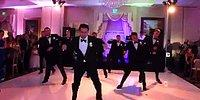 An Unexpected, Super Cool Dance By The Groom At A Wedding