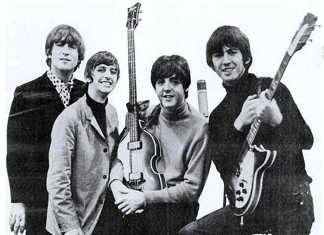 Şarkıyı dinledikten sonra Beatles'ın karakteristiklerini taşıdığını anlayacaksınız.