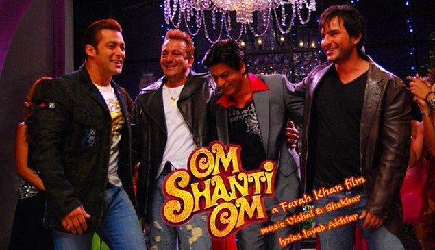 18. Hollywood'da herkesin kendi arkadaş çevresi vardır. Bollywood'da ise bütün starların iyi veya kötü birbirleri ile bir ilişkisi vardır. Mesela bir filmin 10 saniyesine çok ünlü bir oyuncu konuk olabilir.