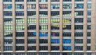 """Финал """"оконной"""" битвы стикерами между двумя зданиями"""
