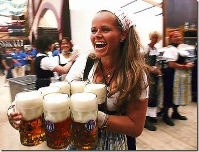 1. Almanya - Bira