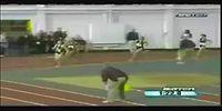 Never Give Up: The Athlete Who Won The Race After Falling Down!
