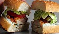 Homemade Crispy Chicken Burger Recipe!