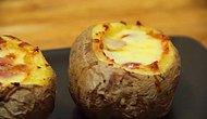 Baked Potato Pizza Recipe!