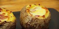 Baked Potato Pizza Recipe!