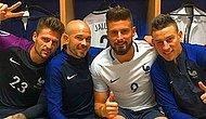 Известные футболисты делятся своими личными фотографиями с Евро-2016
