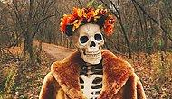 This Skeleton Shows Everything Wrong With Instagram Clichés!
