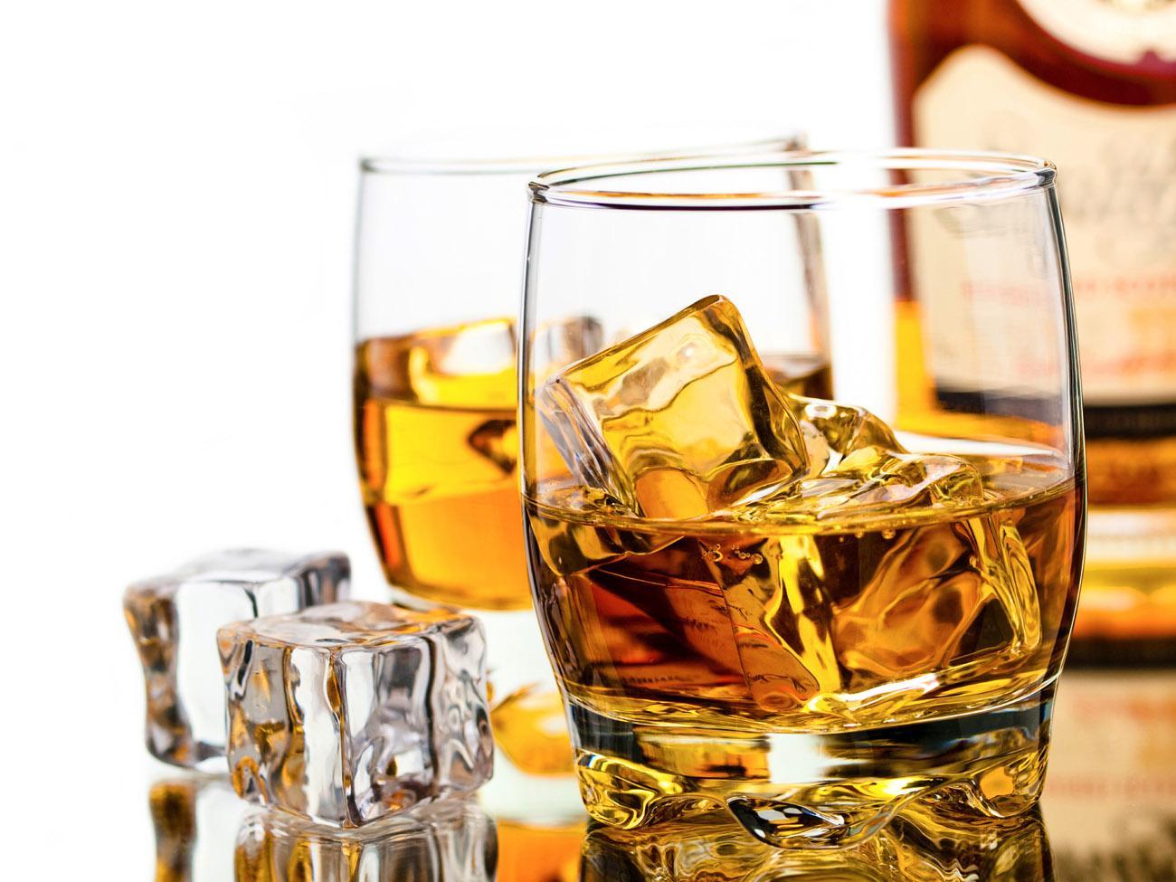Whiskey Drinking Benefits