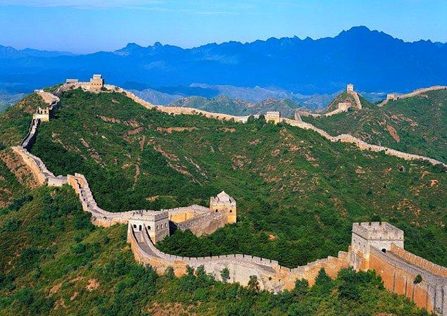 11. Çin Seddi hangi Türk devletinin saldırılarından korunmak için yapılmıştır?