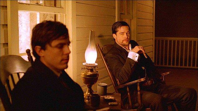 #12 Aslında daha önce Oscar'ı neredeyse kazanıyordu; ancak karşısında İhtiyarlara Yer Yok'un Javier Bardem'i vardı! En İyi Yardımcı Erkek Oyuncu dalında adaylık elde ettiği film: Korkak Robert Ford'un Jesse James Suikastı (2007)