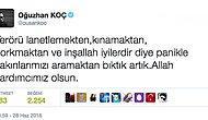 Terör Hepimizi Derinden Sarstı: Ünlülerin İstanbul'da Yaşanan Saldırıya Verdiği Tepkiler