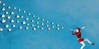 33 Sad-But-True Illustrations Criticizing Today's World