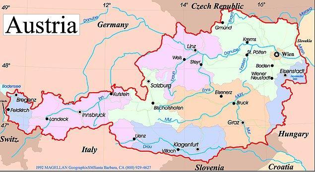 12. Avusturya