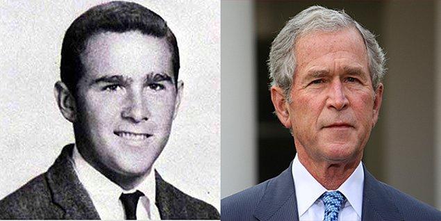 1. George W. Bush