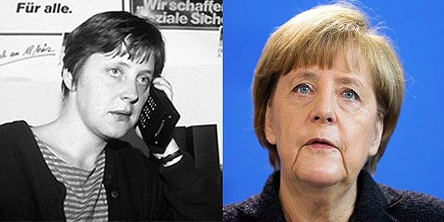 5. Angela Merkel