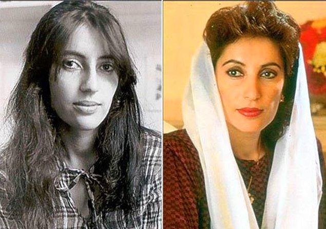8. Benazir Butto