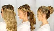 21 Easy Hair Styles To Save You In Hot Summer Days!