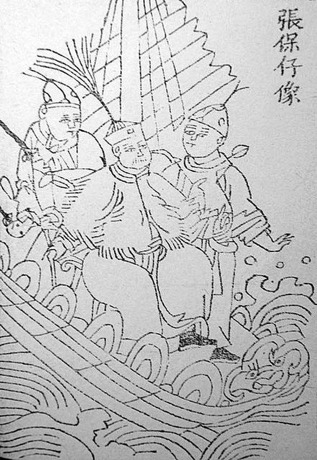 7. Cheung Po Tsai (1783-1822)