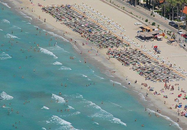 'Otellerde doluluk oranı yüzde 100'