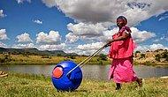 Hippo Water Roller – изобретение, помогающее облегчить условия дефицита питьевой воды