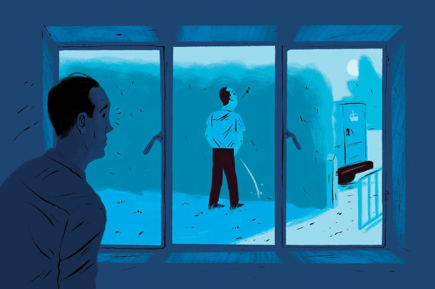 Увидел соседку в окне фото 252-827