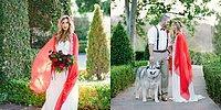 17 свадебных платьев, вдохновленных книгами и кино