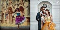 Волшебный Киев: сказочные герои на улицах украинской столицы