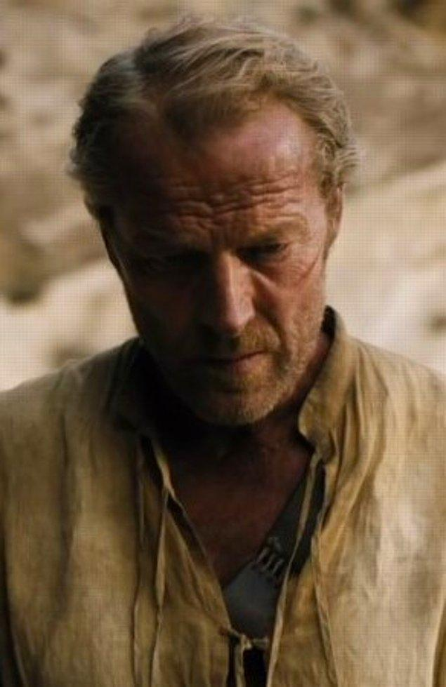 1. Jorah Mormont - Iain Glen