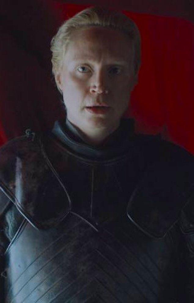 7. Brienne of Tarth - Gwendolyn Christie
