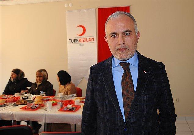 Türk Kızılayı ve İBB de destek verdi