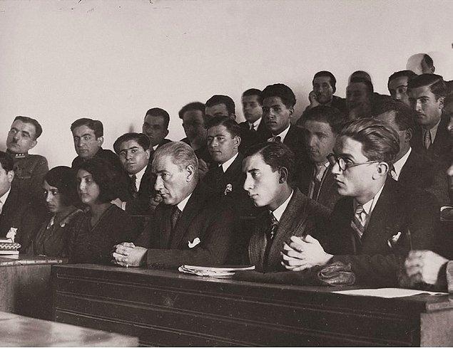 12. Atatürk aşağıdaki okullardan hangisinde okumamıştır?