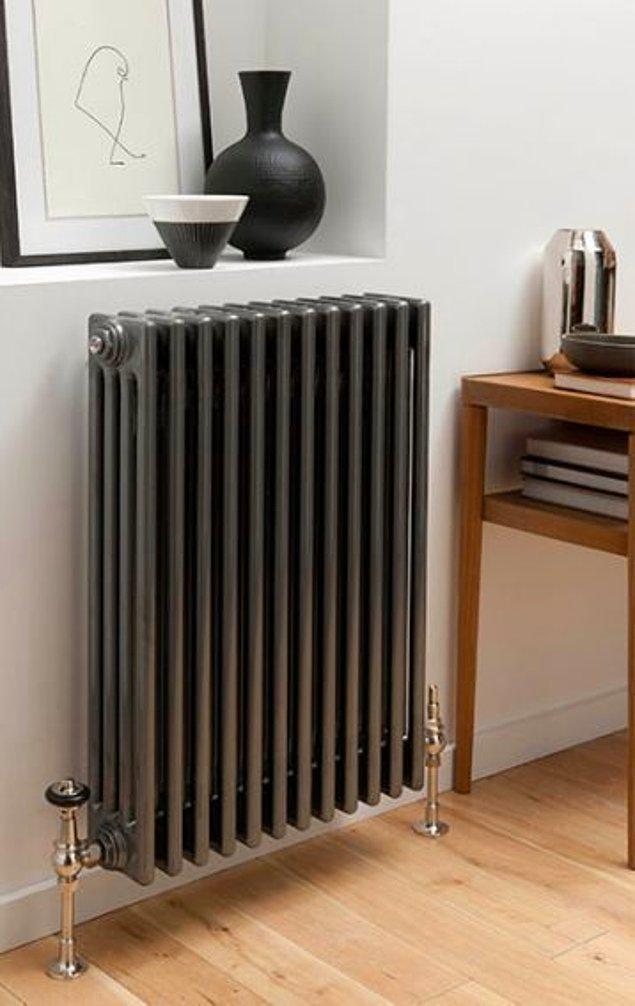 11. Radyatörlerinizin arkasına alüminyum folyo yapıştırırsanız, sıcaklığın duvardan dışarı değil, odanın içerisine yansımasını sağlamış olursunuz.