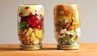 Make Your Own Salad Jar!