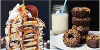 12 умопомрачительных идей для завтрака с шоколадом